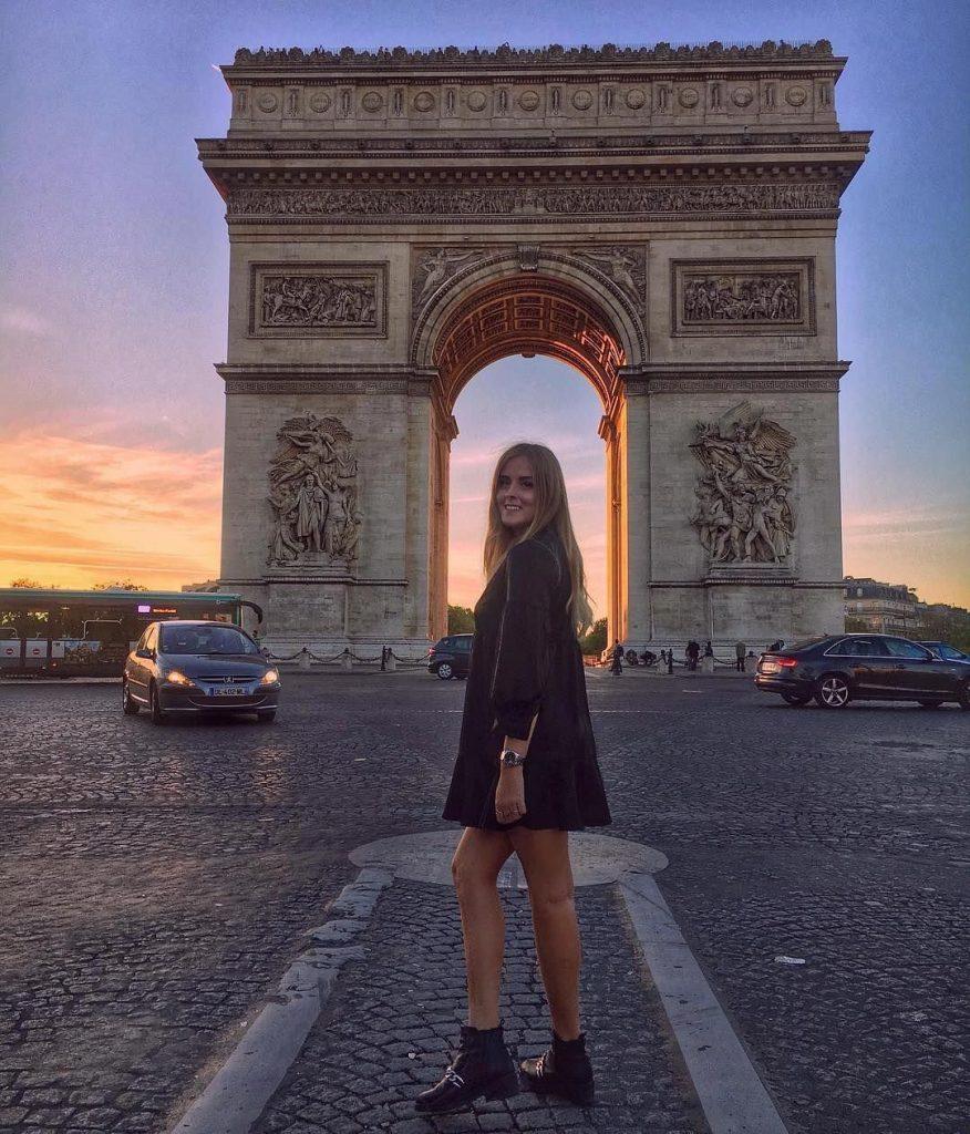 Arc de Triomphe   8 Best Places to Visit in Paris   Her Beauty