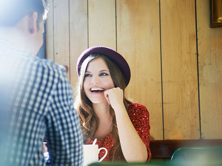Be yourself.  | 7 Tips for Meeting Your Online Date in Person | Her Beauty