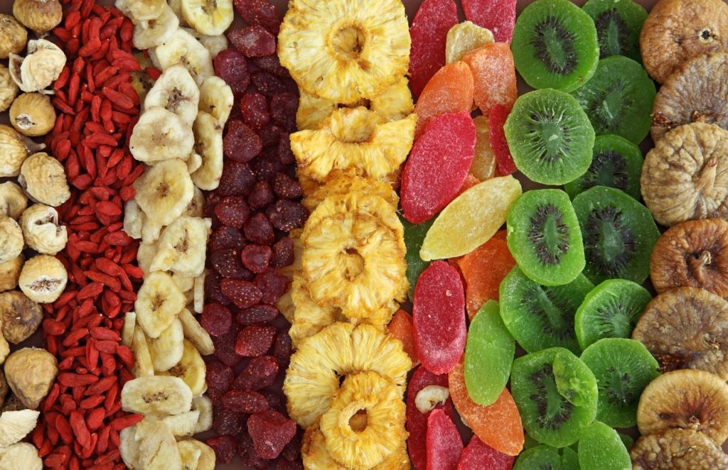 Dried Fruit | 9 Best Healthy Foods to Gain Weight Fast | Her Beauty