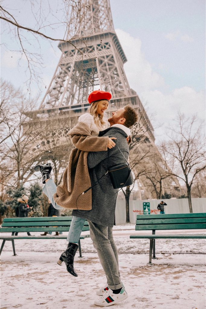 Eiffel Tower   8 Best Places to Visit in Paris   Her Beauty