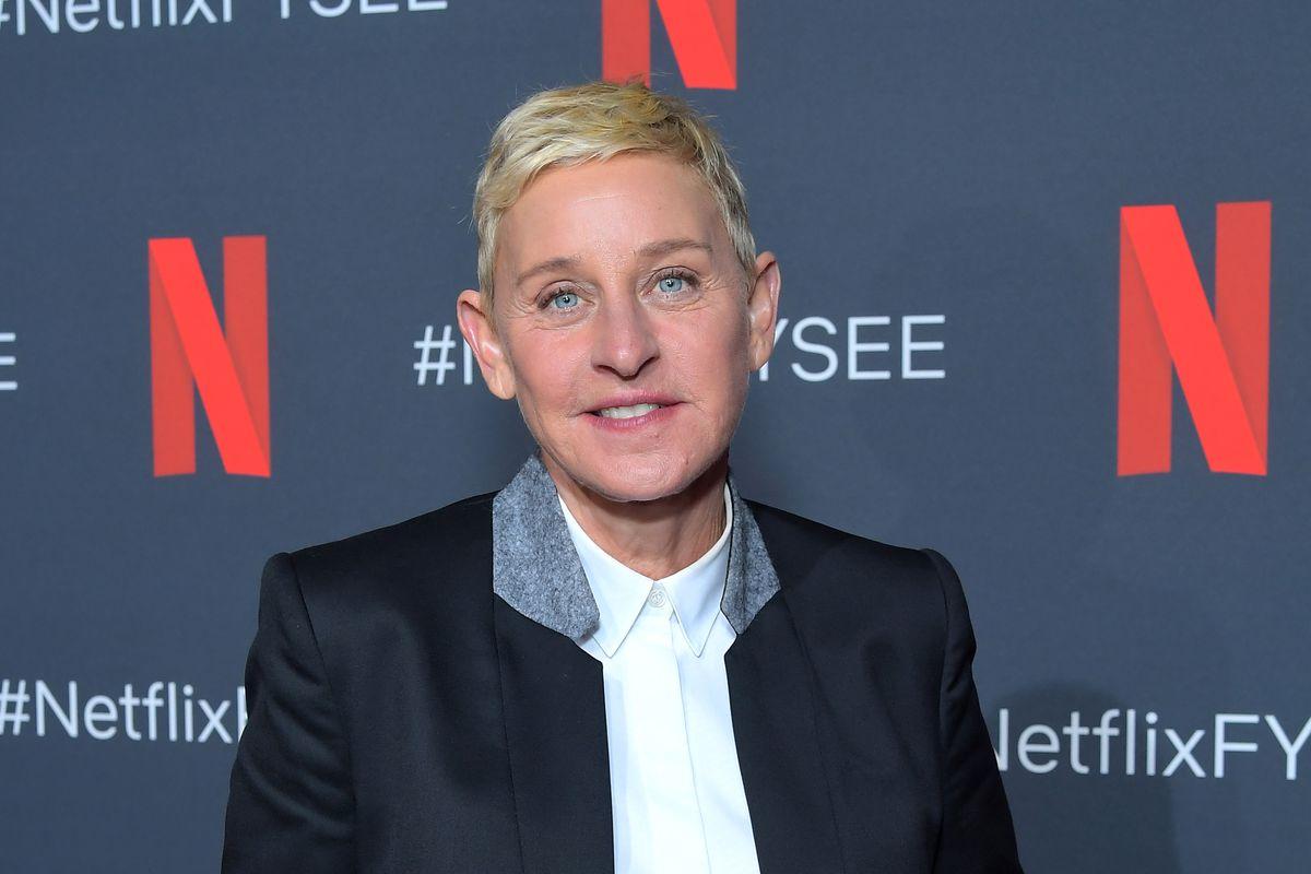 Ellen Degeneres | 8 Modern Days Inspiring Celebrity Female Role Models | Her Beauty