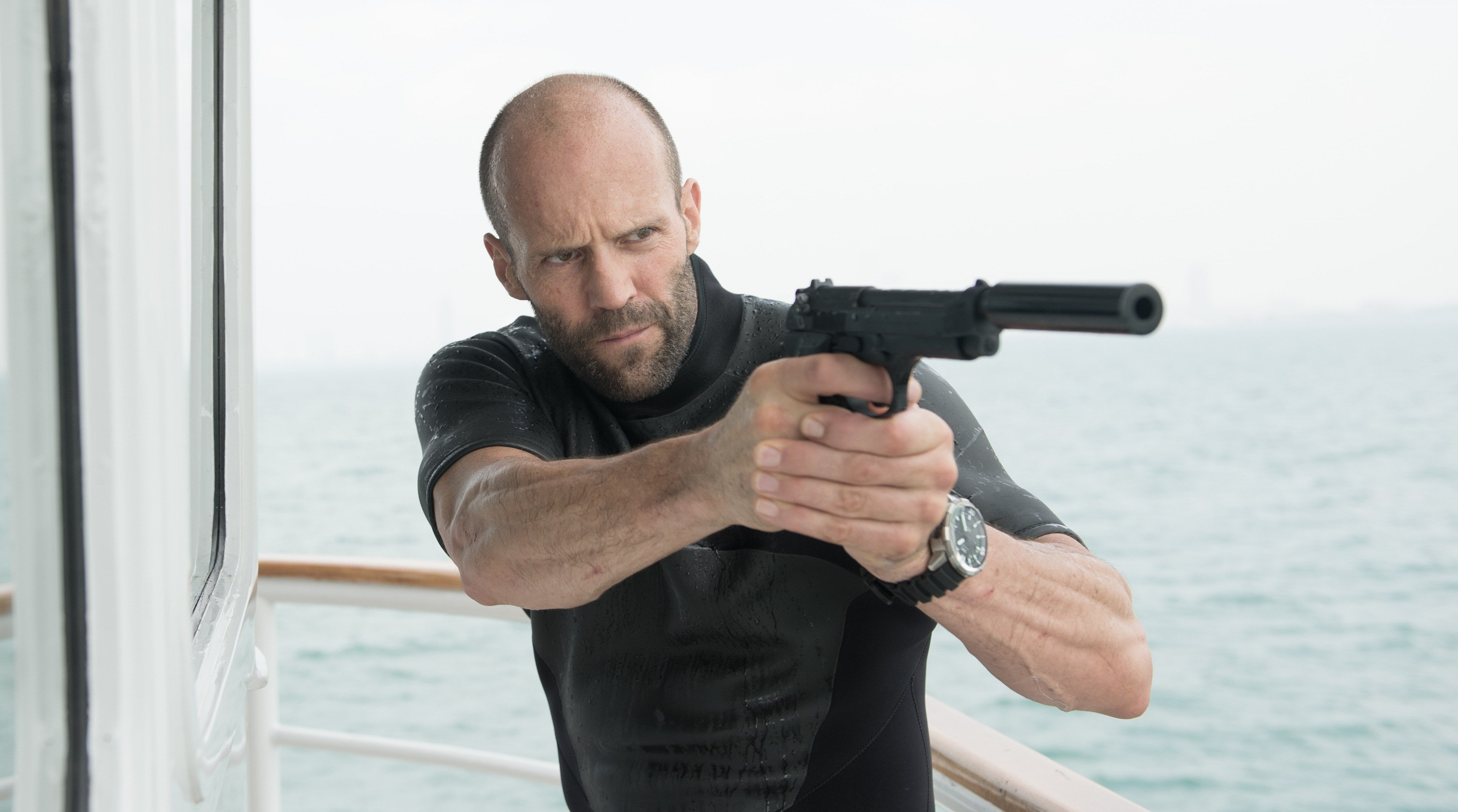Jason Statham | 8 Actors Who Play Tough Guys In Movies (But Are Actually Sweethearts) | Her Beauty