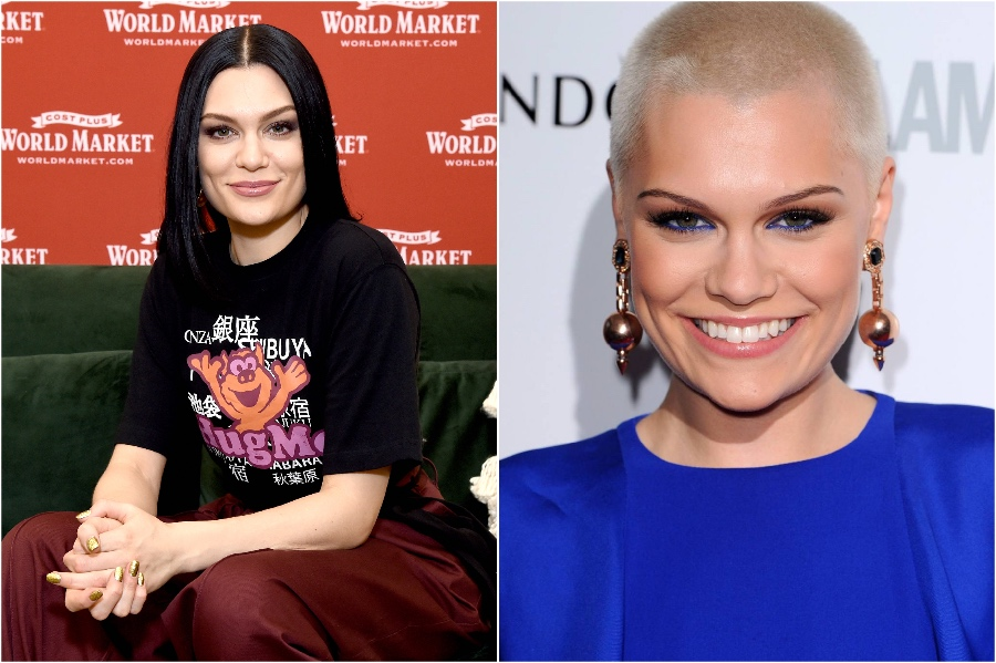 Jessie J. | 15 Stars That Shaved Their Head And Rocked It | Her Beauty