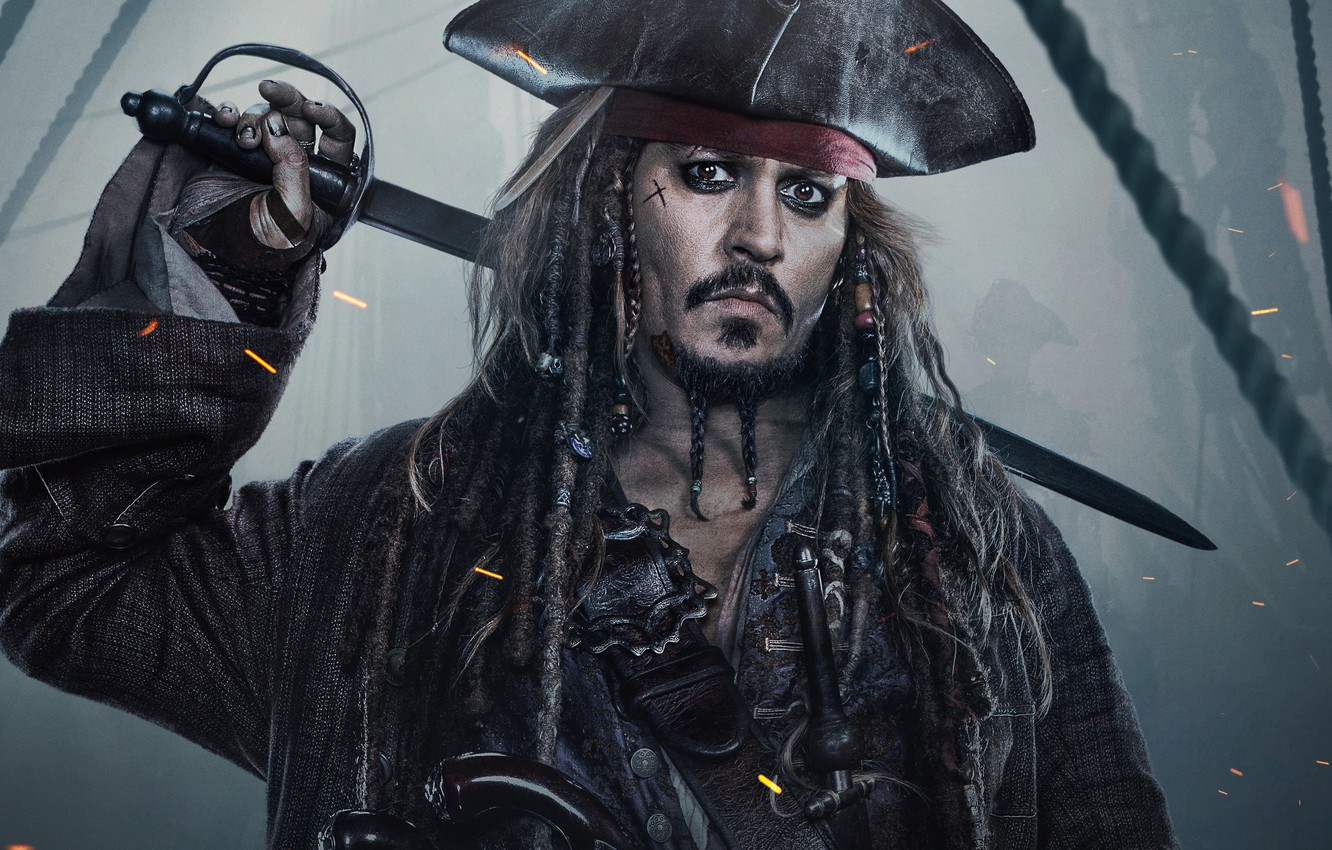 Johnny Depp | 8 Actors Who Play Tough Guys In Movies (But Are Actually Sweethearts) | Her Beauty
