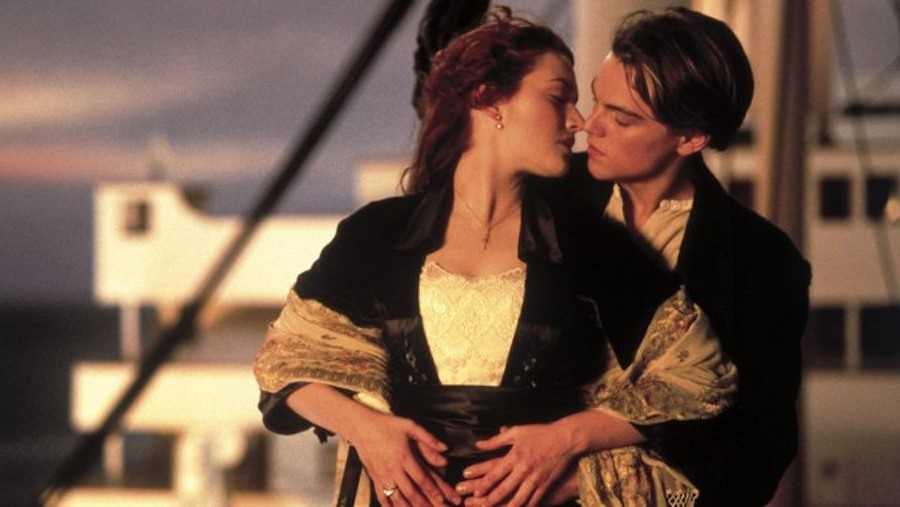 Titanic | A Beautiful Friendship: Kate Winslet and Leonardo DiCaprio | Her Beauty