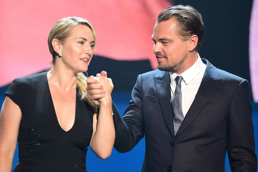 Oscar 2016 | A Beautiful Friendship: Kate Winslet and Leonardo DiCaprio | Her Beauty
