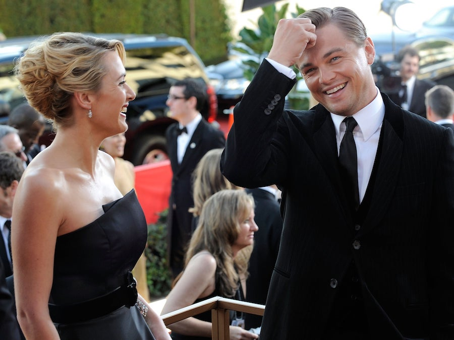 Kate is Leo's favorite actress | A Beautiful Friendship: Kate Winslet and Leonardo DiCaprio | Her Beauty