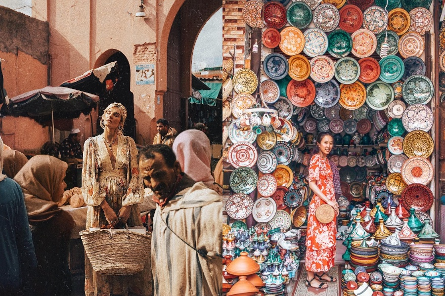 Medinas | 8 Reasons Why You Should Visit Morocco | Her Beauty