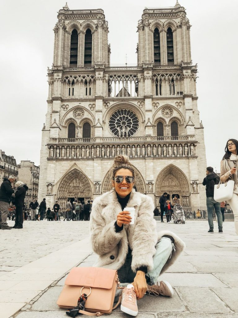 Notre-Dame Cathedral   8 Best Places to Visit in Paris   Her Beauty