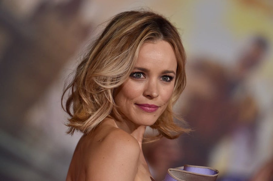 She's A Great Figure Skater | 10 Facts About Rachel McAdams We Didn't Know | Her Beauty