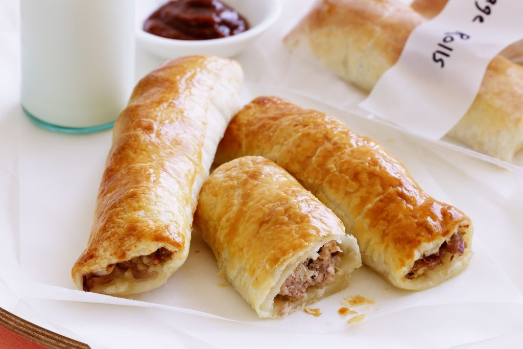 Sausage Rolls (Australia) | 11 Comfort Foods From Around The World | Her Beauty