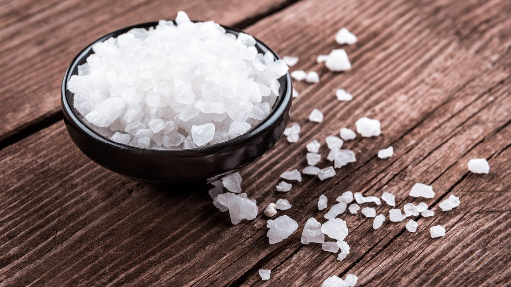 Sea salt | 10 Best Natural Skin Exfoliators | Her Beauty