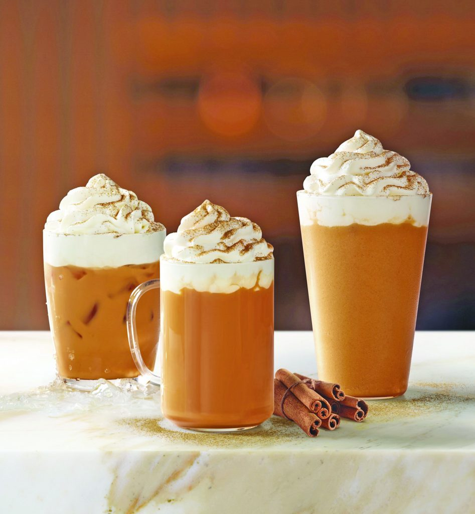 Skinny Pumpkin Frappuccino | 12 Healthy Pumpkin Recipes Perfect for Fall | Her Beauty