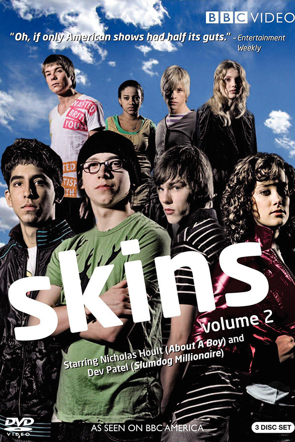 Skins  | 10 Best TV Dramas for Teen Girls | Her Beauty