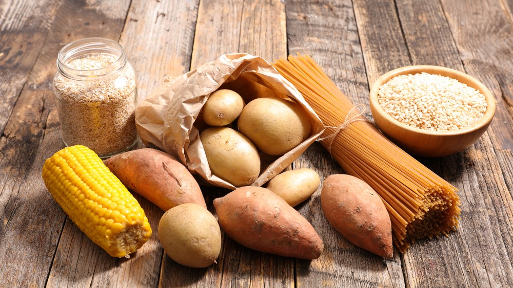 Starchy foods | 9 Best Healthy Foods to Gain Weight Fast | Her Beauty