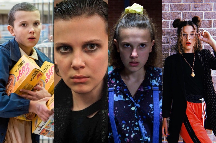 Eleven – Millie Bobby Brown | Stranger Things Cast Then And Now | Her Beauty