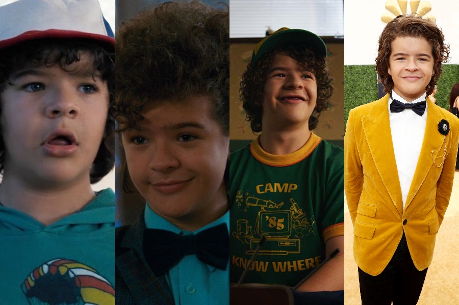 Dustin – Gaten Matarazzo | Stranger Things Cast Then And Now | Her Beauty