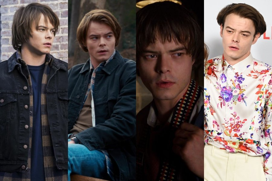 Jonathan Byers – Charlie Heaton | Stranger Things Cast Then And Now | Her Beauty