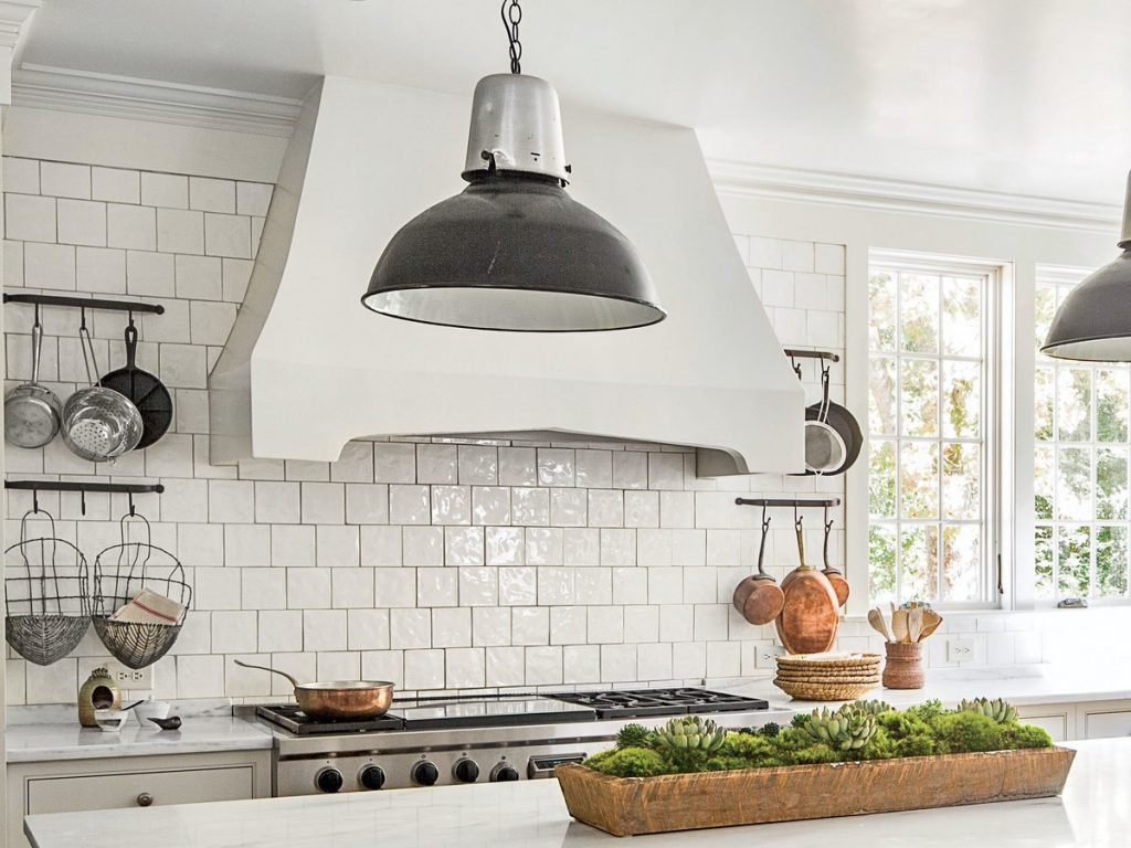 Install a backsplash  | 15 Creative and Budget Friendly Home Renovation Tips | Her Beauty
