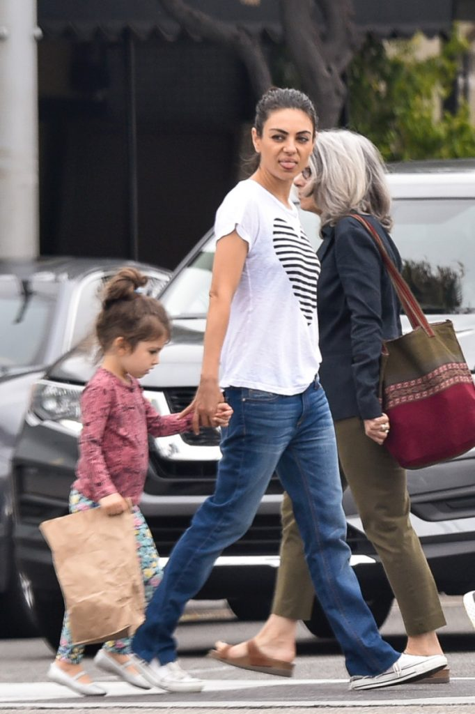 Daughter | 7 Facts About Mila Kunis You Always Wondered About | HerBeauty