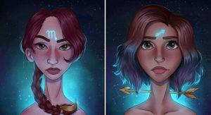 12 melhores namoradas/esposas de acordo com o zodíaco (da pior ao melhor) | Her Beauty
