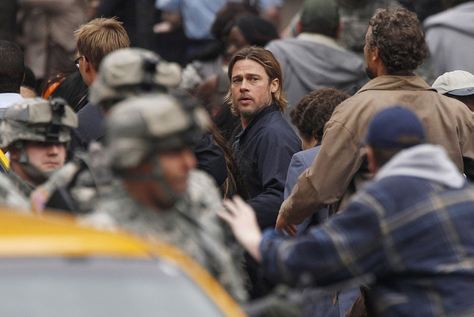 Brad Pitt | 8 Actors Who Play Tough Guys In Movies (But Are Actually Sweethearts) | Her Beauty
