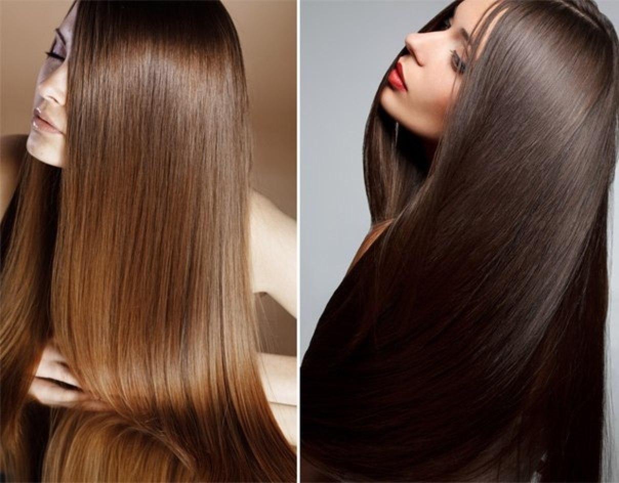 Плюсы и минусы   Все о кератиновом выпрямлении волос   Her Beauty