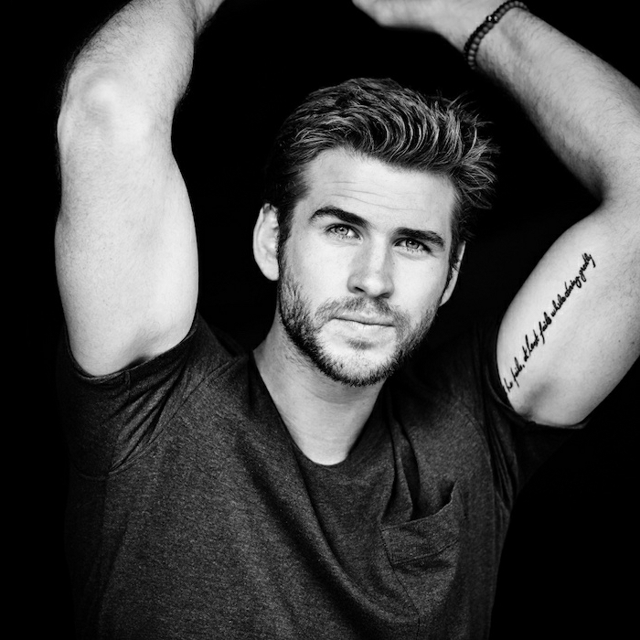 Liam Hemsworth | 6 New GenerationMale Hollywood Hotties | Her Beauty