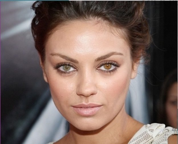 What Color Are Mila Kunis Eyes? | 7 Facts About Mila Kunis You Always Wondered About | HerBeauty