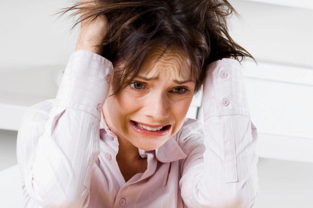 Стресс   9 неочевидных вещей, которые делают вас менее привлекательными   Her Beauty