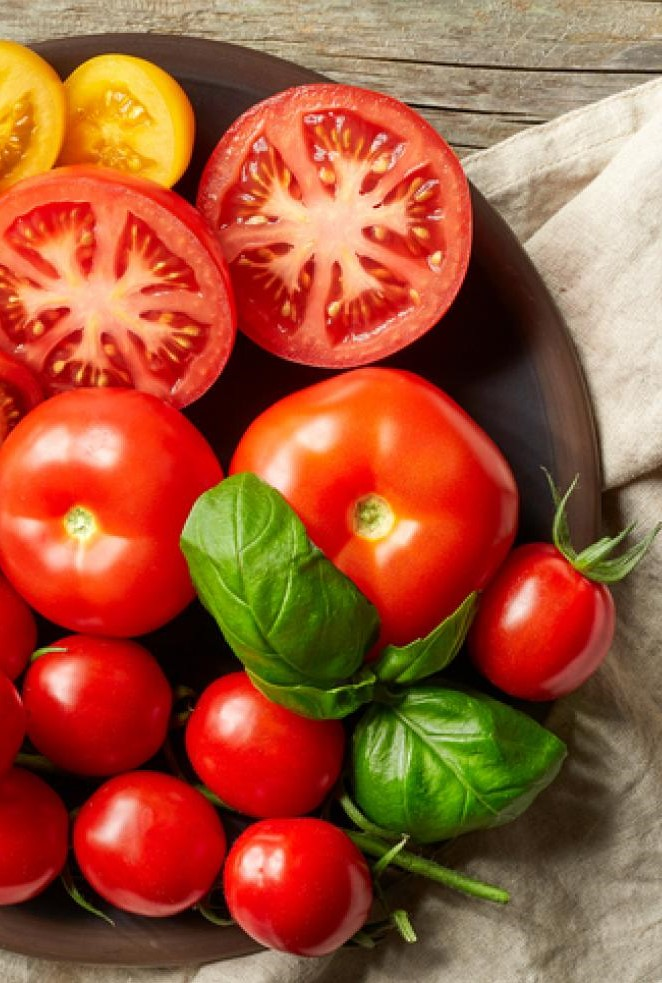 Tomatos | 6 Natural Home Remedies for Wrinkles | Her Beauty