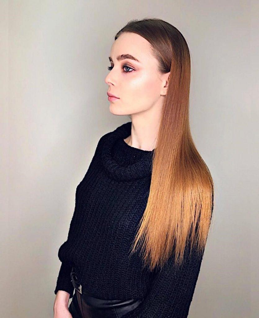 Основные виды   Все о кератиновом выпрямлении волос   Her Beauty