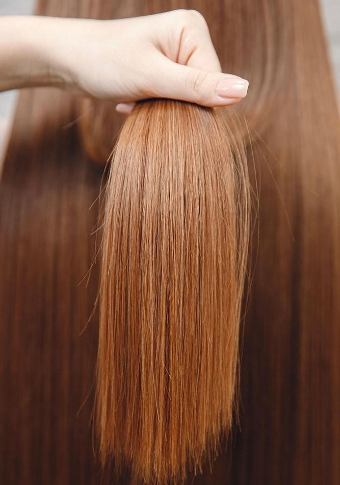 Все о кератиновом выпрямлении волос   Her Beauty