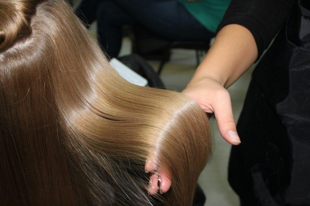 Какой нужен уход?   Все о кератиновом выпрямлении волос   Her Beauty