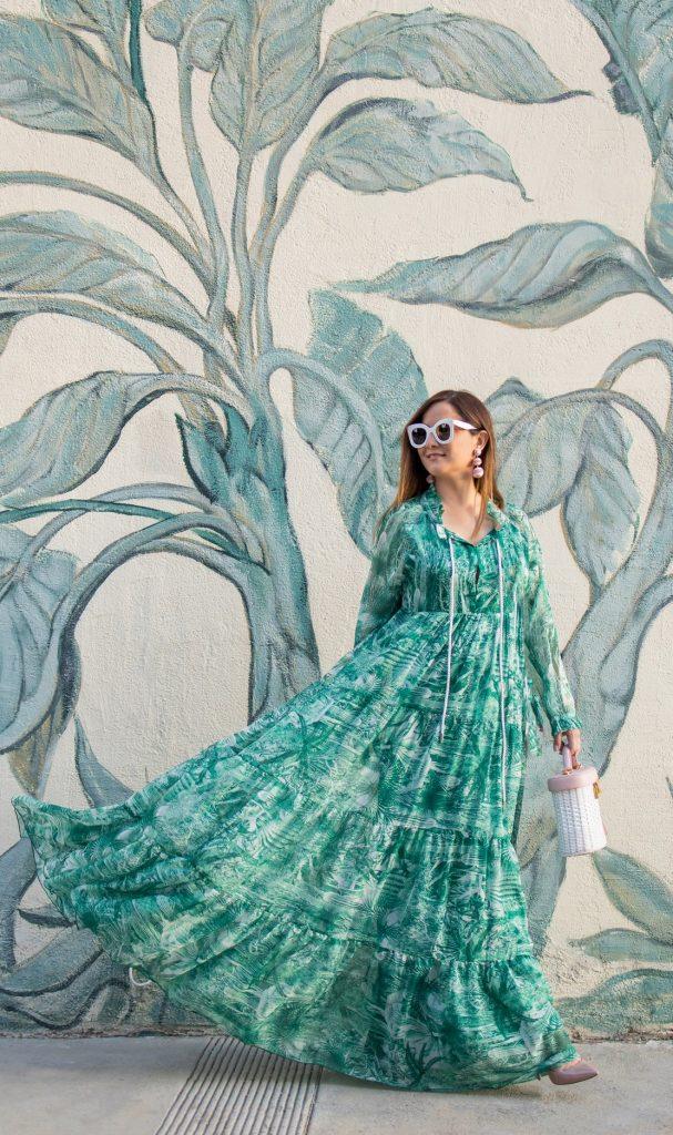 Flouncy dresses blog | 10 Best Preppy Style Blogs | Her Beauty