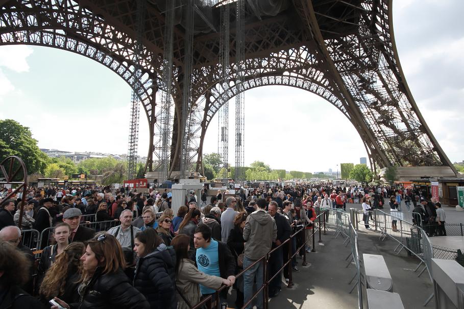 Эйфелева башня | 8 причин, почему туристы разочаровываются в Париже | Her Beauty