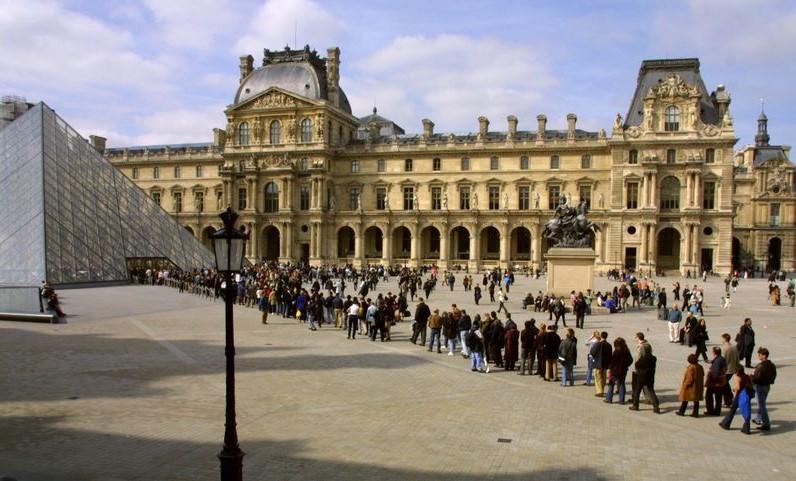 Лувр | 8 причин, почему туристы разочаровываются в Париже | Her Beauty