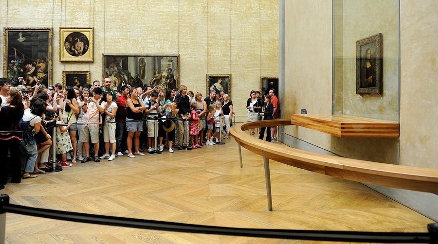 Картина Да Винчи Мона Лиза | 8 причин, почему туристы разочаровываются в Париже | Her Beauty