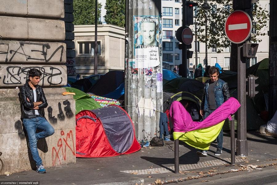 Эмигранты | 8 причин, почему туристы разочаровываются в Париже | Her Beauty