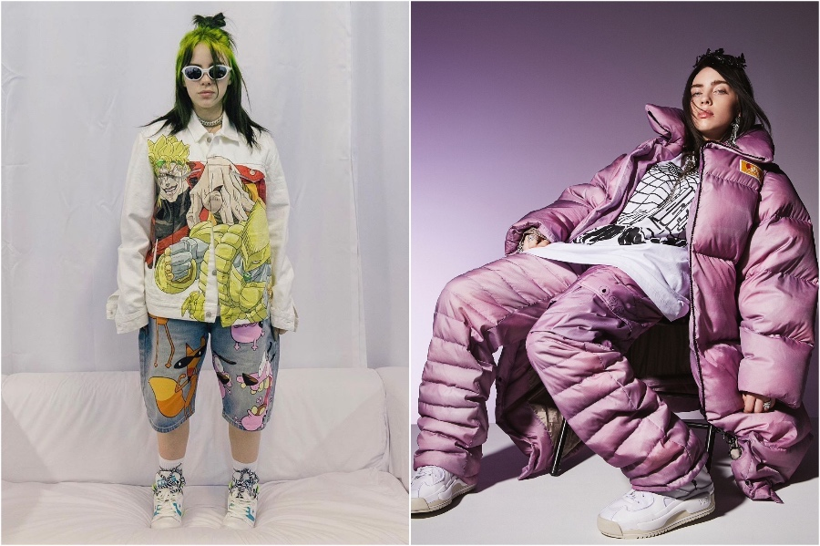 She's A Style Queen   9 Awesome Facts About Billie Eilish   Her Beauty
