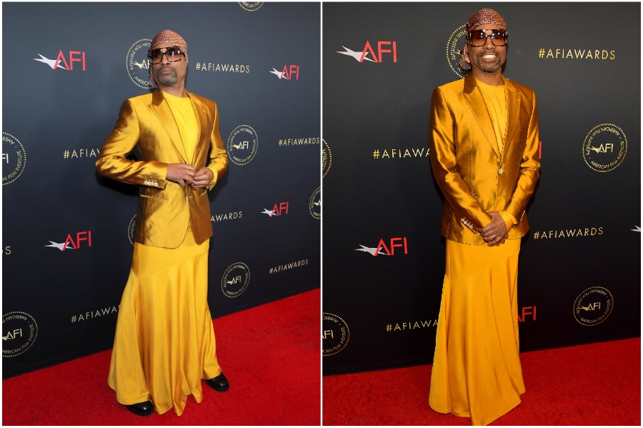 Billy Porter #2 | Fashion Won't Be Genderless Until Men Wear Skirts | HerBeauty