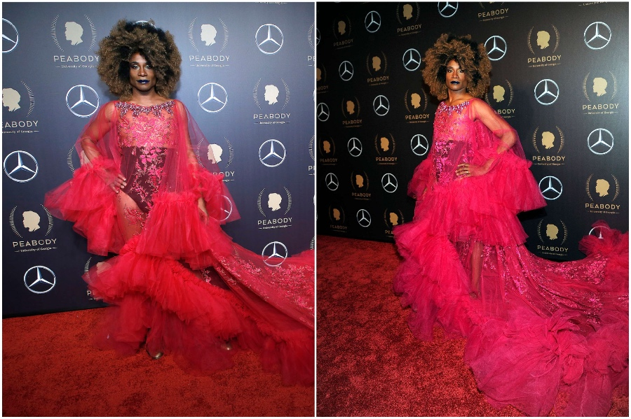 Billy Porter #6  | Fashion Won't Be Genderless Until Men Wear Skirts | HerBeauty