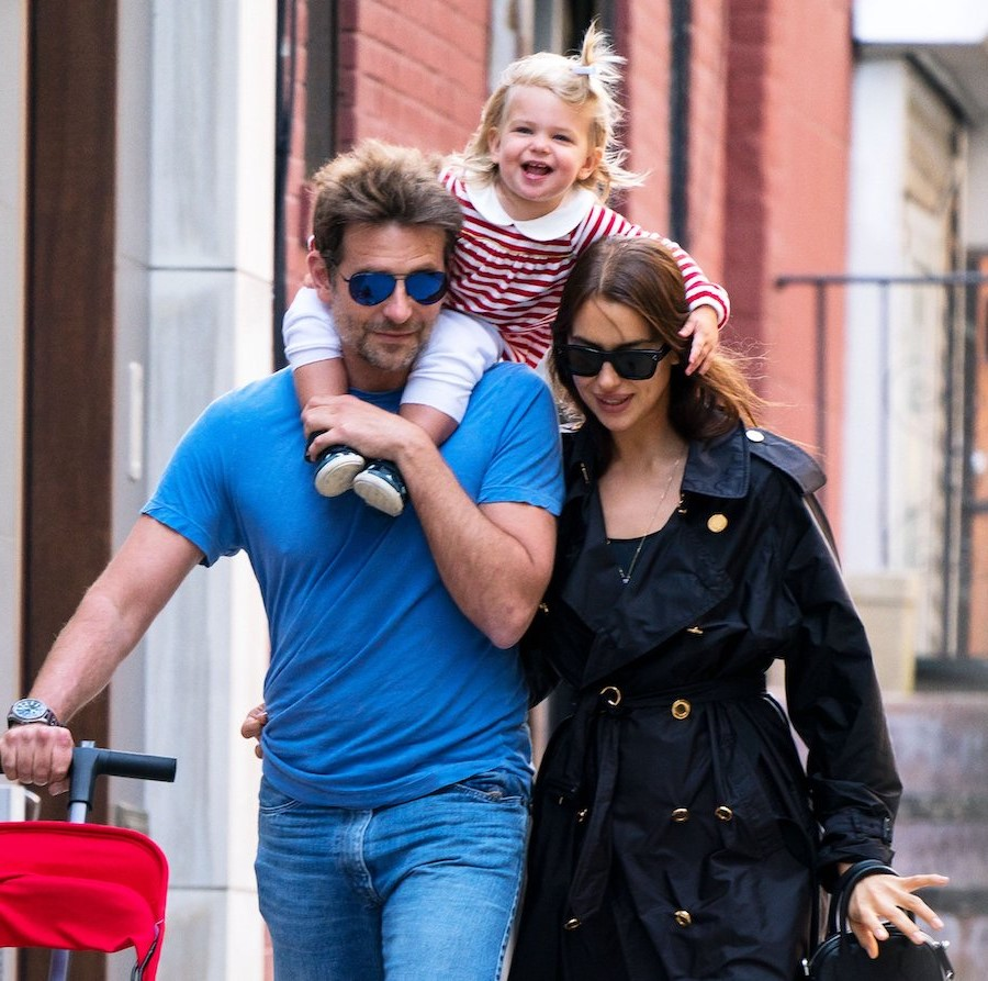 Bradley The Father | 10 Things That You Can Call Bradley Cooper | Her Beauty