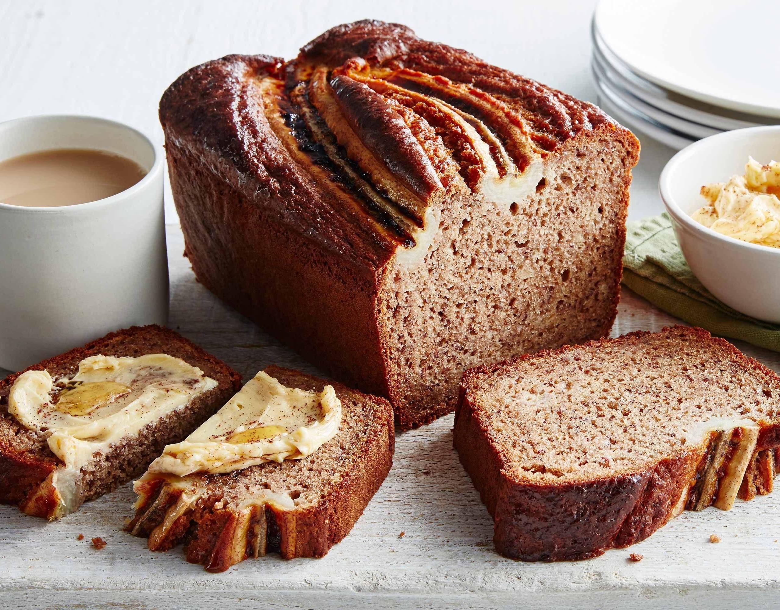 Chai spiced banana bread | 12 Cozy Fall Breakfast Ideas | Her Beauty