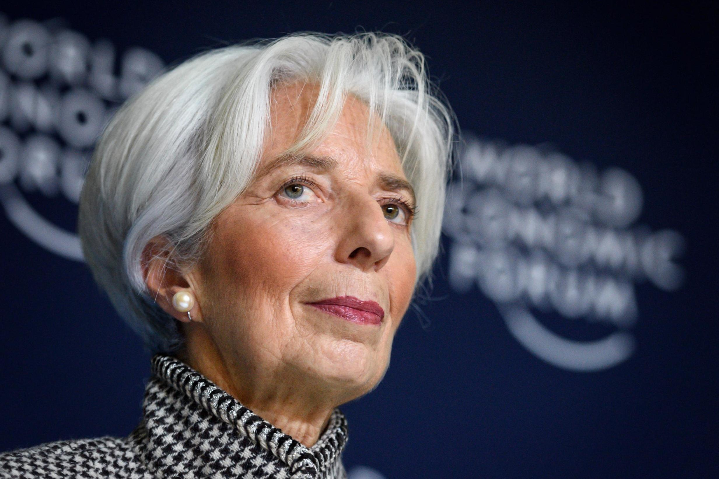 Christine Lagarde | 8 Most Powerful Women In The World | Her Beauty