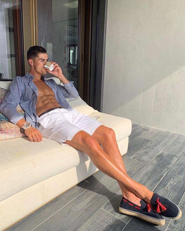 Cristiano Ronaldo   | 14 Most Followed Celebrities on Instagram in 2019 | Her Beauty