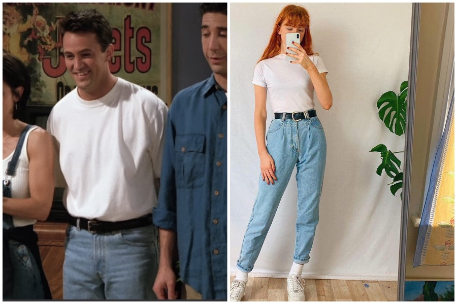 The One With Five Steaks And An Eggplant | Want To Dress Like Chandler For a Week? | Her Beauty