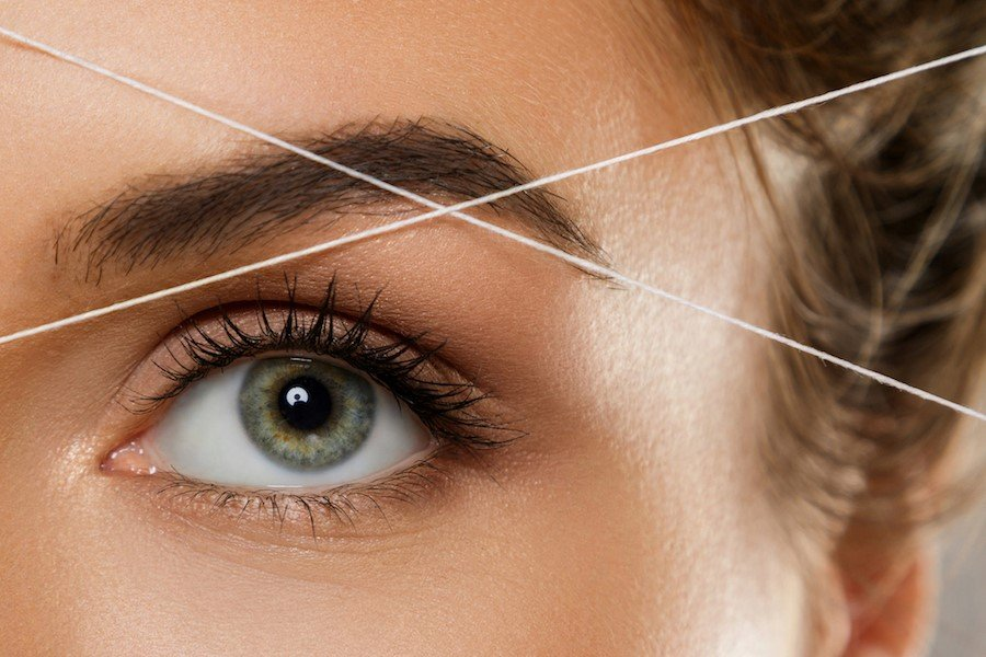 What Is Threading | 6 Things You Need To Know About Eyebrow Threading | Her Beauty
