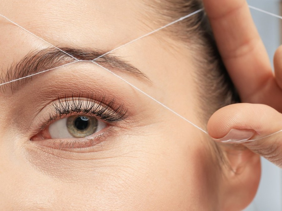 How Does It Work | 6 Things You Need To Know About Eyebrow Threading | Her Beauty