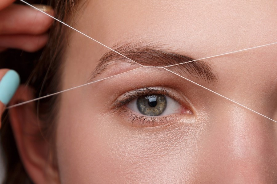 How Long Do The Hairs Have To Be | 6 Things You Need To Know About Eyebrow Threading | Her Beauty